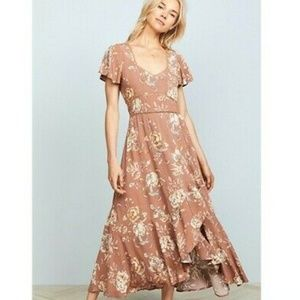 Spell & the Gypsys Rosa Garden Party dress, size s